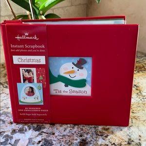 FREE Christmas Scrapbook Album